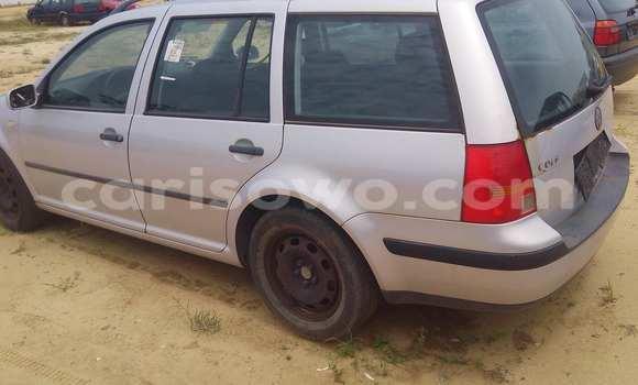 Acheter Voiture Volkswagen Golf Gris à Porto Novo en Benin