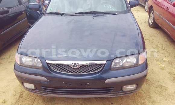 Acheter Voiture Mazda 626 Bleu à Porto Novo en Benin