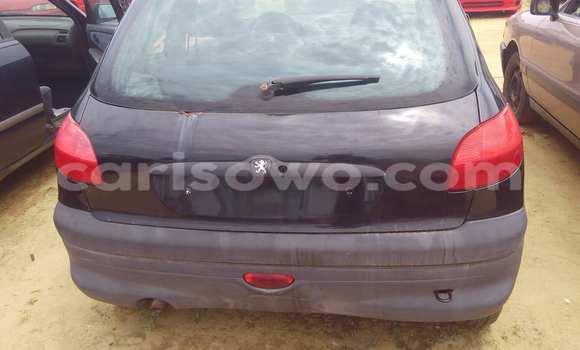 Acheter Voiture Peugeot 406 Noir à Porto Novo en Benin