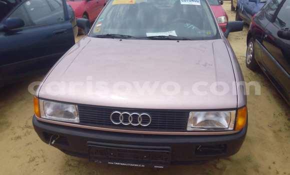 Acheter Voiture Audi A3 Marron à Porto Novo en Benin