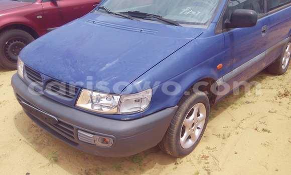 Acheter Voiture Mitsubishi SpaceRunner Bleu à Porto Novo en Benin