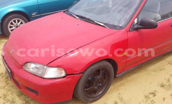 Acheter Voiture Honda Civic Rouge à Porto Novo en Benin