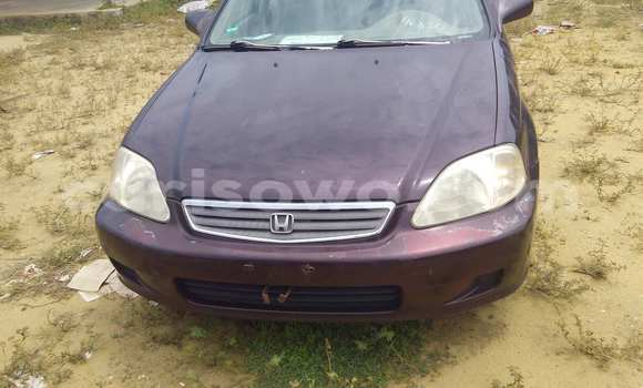 Acheter Voiture Honda Civic Noir à Porto Novo en Benin