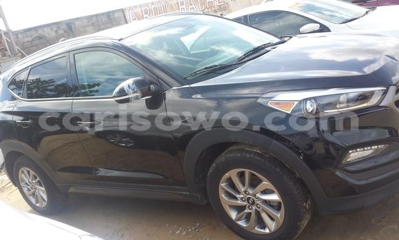 Acheter Voiture Hyundai Tucson Noir à Cotonou en Benin