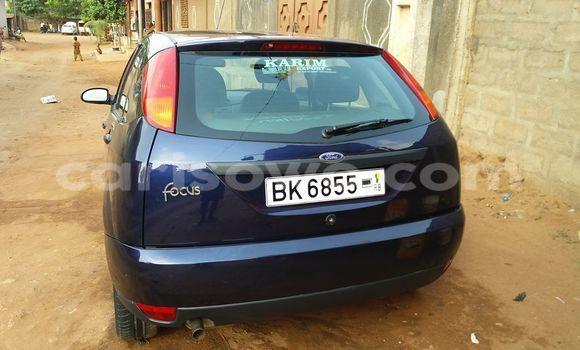 Acheter Voiture Ford Focus Bleu à Cotonou en Benin