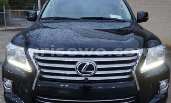 Acheter Voiture Lexus LX Noir à Cotonou en Benin